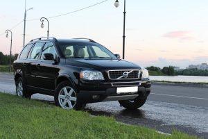 samochód używany marki Volvo